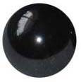 Balls from shungite