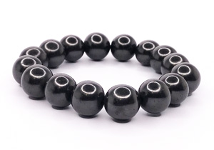 shungite bracelet 12 mm